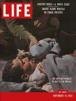 Life Magazine, November 19, 1956 - Attack on Suez