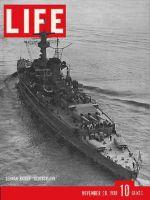 Life Magazine, November 20, 1939 - German raider