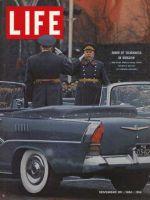 Life Magazine, November 20, 1964 - Red square parade