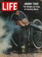 Life Magazine, November 21, 1969 - Johnny Cash