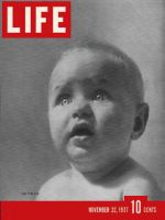 Life Magazine, November 22, 1937 - LIFE is one year old