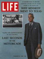 Life Magazine, November 24, 1967 - Composite: Governor John Connally and the Kennedys