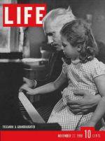 Life Magazine, November 27, 1939 - Grandpa Toscanini