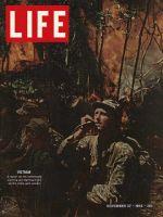 Life Magazine, November 27, 1964 - Vietnam GIs