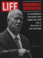 Life Magazine, November 27, 1970 - Nikita Krushchev