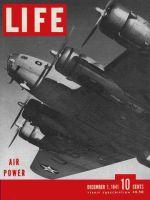 Life Magazine, December 1, 1941 - U.S. Air Force