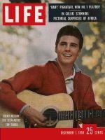Life Magazine, December 1, 1958 - Ricky Nelson
