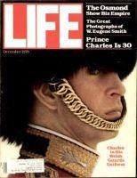 Life Magazine, December 1, 1978 - Prince Charles