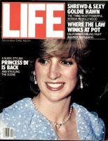 Life Magazine, December 1, 1982 - Princess Diana