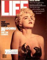 Life Magazine, December 1, 1986 - Madonna