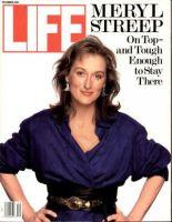 Life Magazine, December 1, 1987 - Meryl Streep