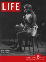 Life Magazine, December 2, 1946 - Ingrid Bergman