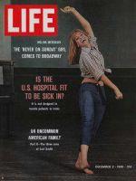 Life Magazine, December 2, 1966 - Actress Melina Mercouri