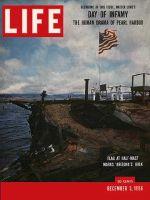 Life Magazine, December 3, 1956 - Story of Pearl Harbor