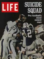 Life Magazine, December 3, 1971 - Los Angeles Rams and Baltimore Colts, football