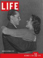 Life Magazine, December 4, 1939 - UCLA Homecoming