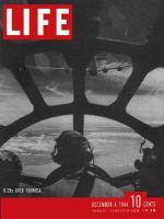 Life Magazine, December 4, 1944 - B-29s at work