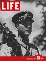 Life Magazine, December 6, 1937 - Japanese soldier
