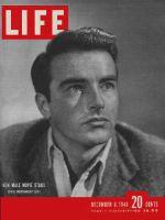 Life Magazine, December 6, 1948 - Montgomery Clift