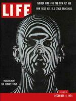 Life Magazine, December 6, 1954 - Jet-age man