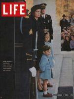 Life Magazine, December 6, 1963 - John F. Kennedy's funeral