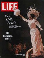 Life Magazine, December 8, 1967 - Pearl Bailey