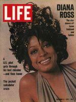 Life Magazine, December 8, 1972 - Diana Ross