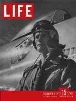 Life Magazine, December 9, 1946 - Jet Plane and pilot