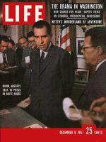 Life Magazine, December 9, 1957 - Nixon