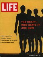 Life Magazine, December 9, 1966 - Draftees