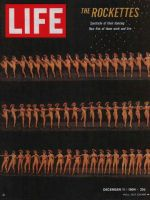 Life Magazine, December 11, 1964 - The Rockettes