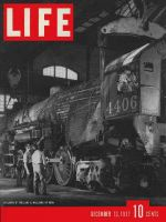 Life Magazine, December 13, 1937 - U.S. railroads