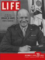 Life Magazine, December 13, 1948 - Dwight Eisenhower