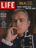 Life Magazine, December 14, 1962 - Marlon Brando