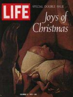 Life Magazine, December 15, 1972 - Christ Child