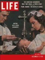 Life Magazine, December 17, 1956 - Seven sacraments
