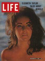Life Magazine, December 18, 1964 - Elizabeth Taylor