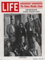 Life Magazine, December 18, 1970 - The Buckleys