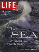 Life Magazine, December 21, 1962 - The Sea, double issue