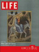 Life Magazine, December 23, 1946 - Fra Angelico's art