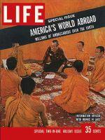 Life Magazine, December 23, 1957 - U.S. ambassadors