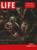 Life Magazine, December 24, 1951 - Tintoretto's art