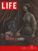Life Magazine, December 27, 1943 - War paintings