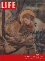 Life Magazine, December 27, 1948 - Giotto's art