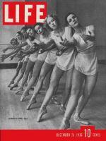 Life Magazine, December 28, 1936 - American Ballet