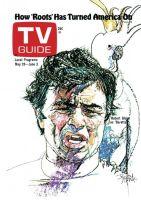 TV Guide, May 28, 1977 - Robert Blake as 'Baretta'