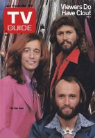 TV Guide, November 10, 1979 - The Bee Gees