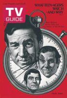 TV Guide, April 23, 1977 - '60 Minutes'