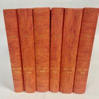 1950 Complete Year - All 52 Professionally Bound Issues in 6 Volumes -  with indexes