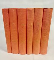 1953 Complete Year - All 52 Professionally Bound Issues in 6 Volumes -  with indexes